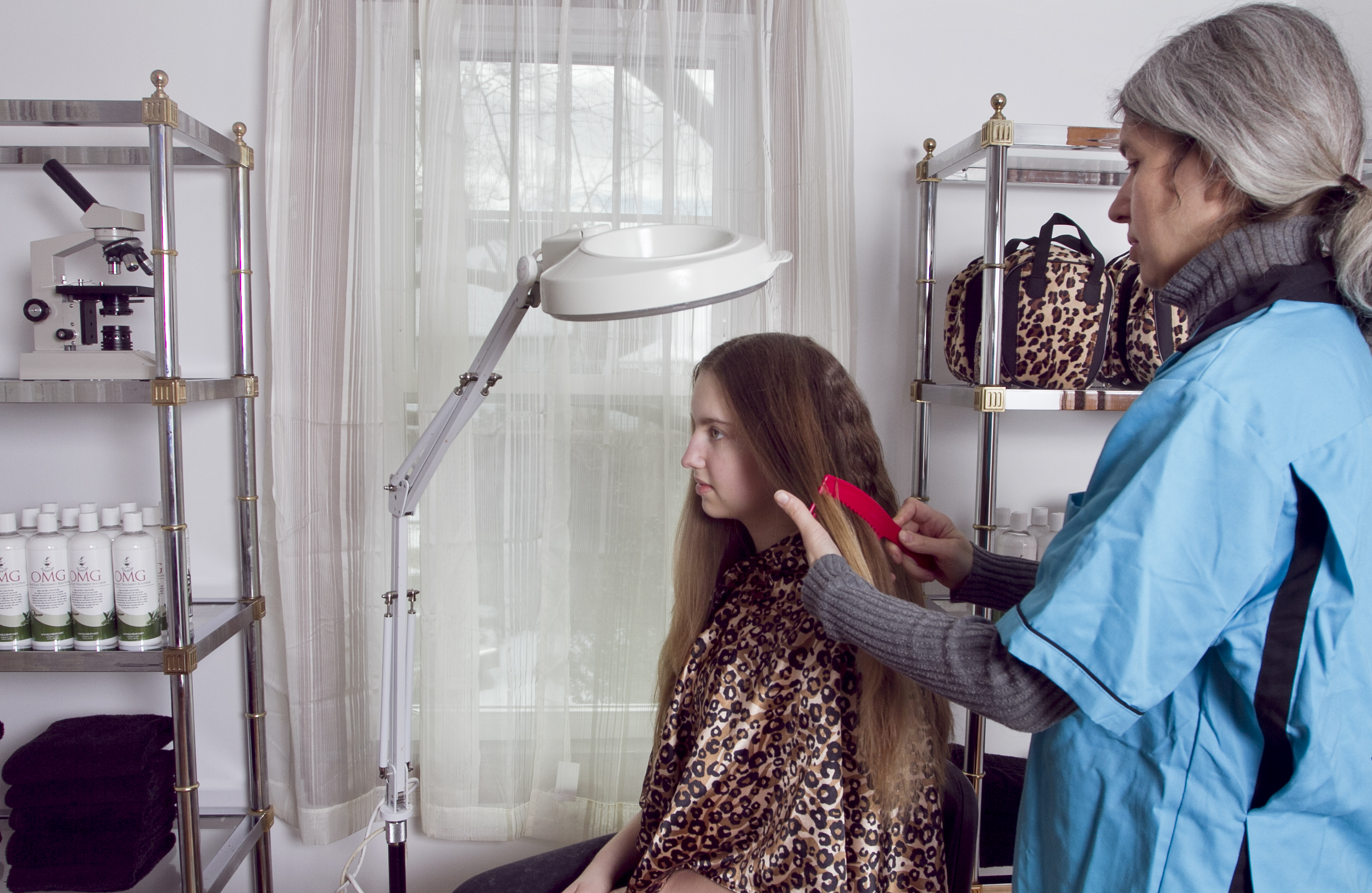 how to get rid of hair lice and nits