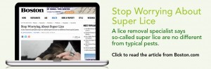 Stop Worrying about Super Lice