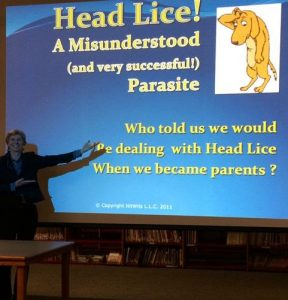 Educational Head Lice Presentation at Your School